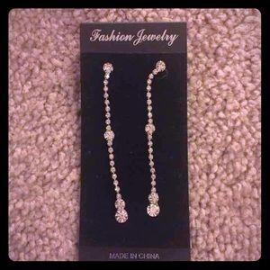 NEW Elegant Crystal Earrings